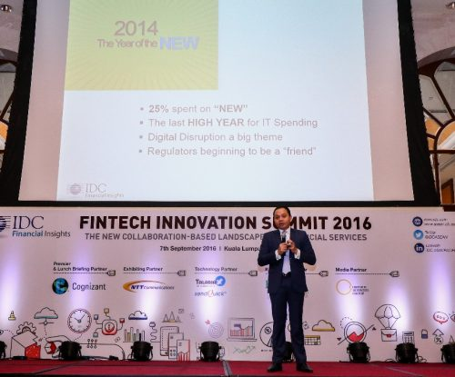 Eventos IDC - Fintech Innovation Summit