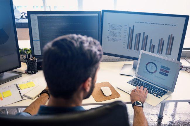 Tiempo para gestión de datos y análisis - IDC