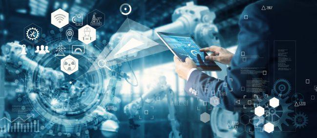 futuro de tecnología inteligente