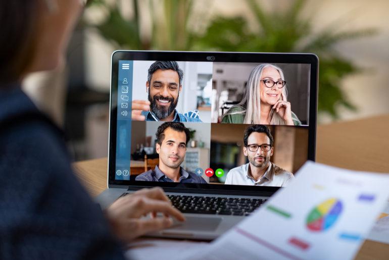 Videoconferenciay colaboración
