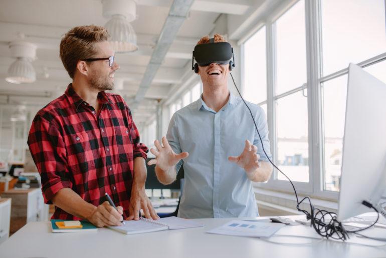 encuesta a desarrolladores de juegos y realidad virtual