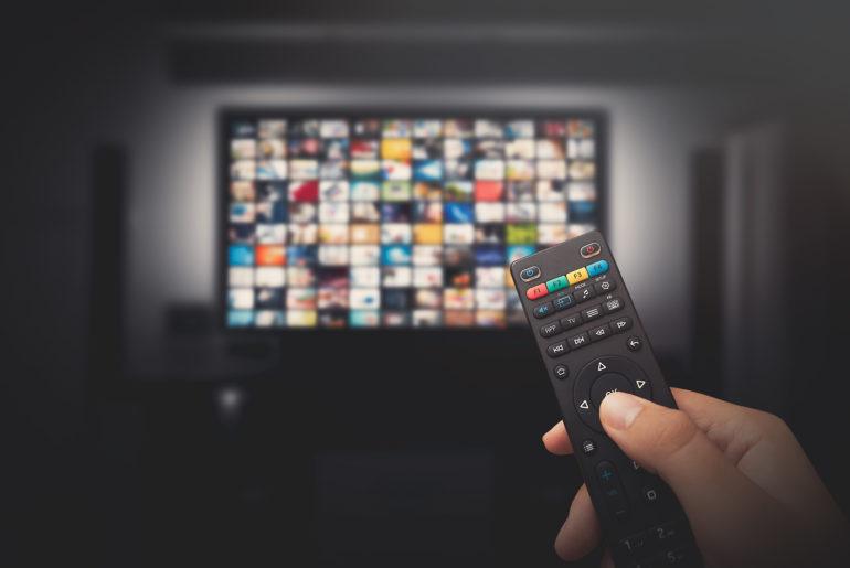tecnología para transmisión de contenidos.